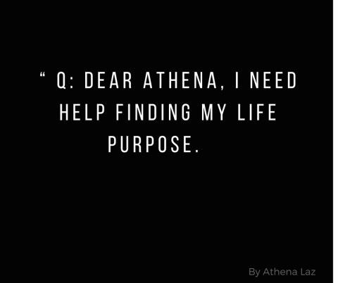 How to Find Your Life Purpose (Q&A originally featured in Cosmopolitan Magazine)