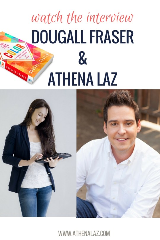 Dougall Fraser and Athena Laz