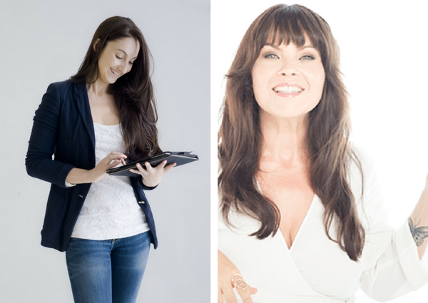Danielle LaPorte & Athena Laz chat about self-help, spiritual bypassing and White Hot Truth