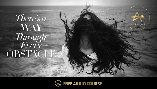 An amazing audio course by Athena Laz