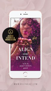 Align and Intend with Athena Laz