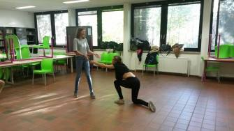 Vierdes - Romeo blind, Julia doof