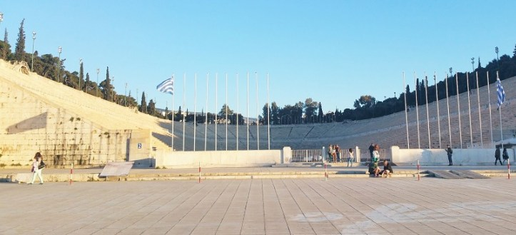 Athens city top attractions - Panathenaic Stadium, Kallimármaro