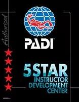 Padi 5 Star Instractor Center