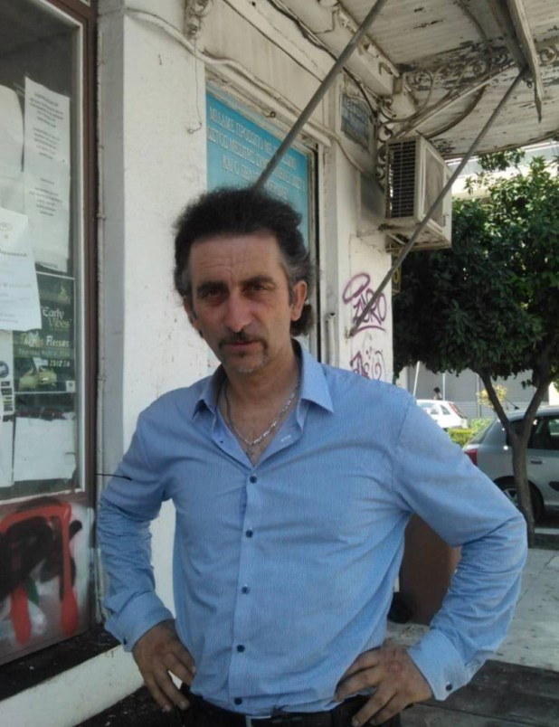 Γιώργος Ταμπάκης