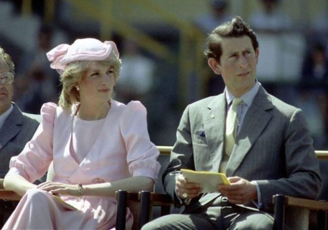 Πριγκίπισσα Νταϊάνα και Κάρολος