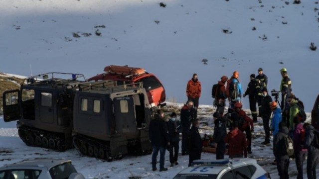 Εντοπίστηκε η σορός του 32χρονου πιλότου στα Ιωάννινα