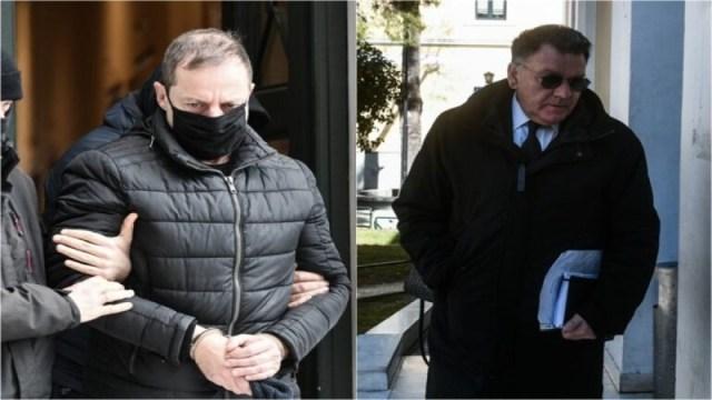 Αλέξης Κούγιας και Δημήτρης Λιγνάδης