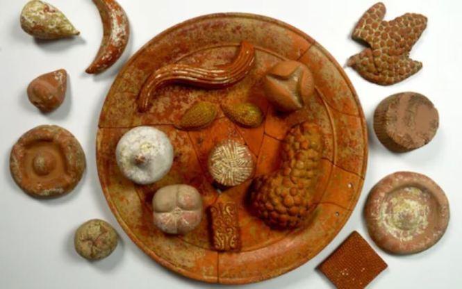 Last Supper in Pompei, Μουσείο Ashmolean, Οξφόρδη