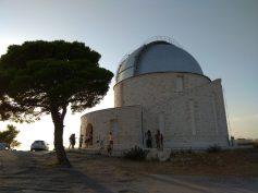 Το Αστεροσκοπείο της Πεντέλης
