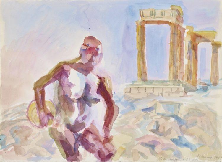 Maria Lassnig. Το Μέλλον