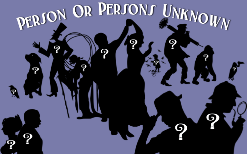 Person or Persons Unknown Final Draft