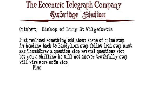 Telegram Four
