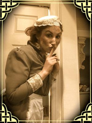 the kitchen maid - atherton's magic vapour
