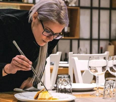 Κωνσταντίνα Βούλγαρη-Κοντεσοπούλου, «Pelagos Seaside Restaurant», Ιεράπετρα