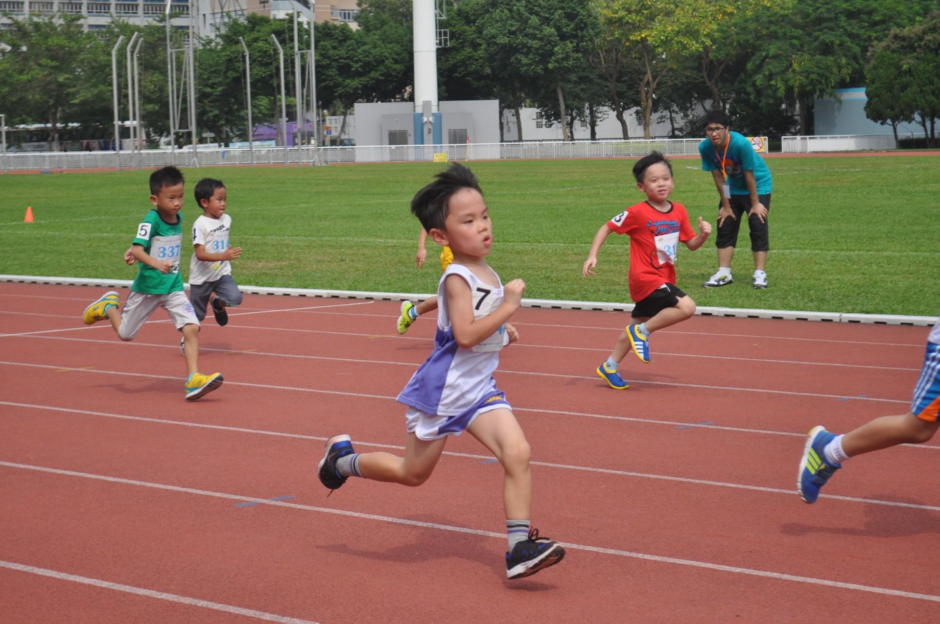 第九屆香港兒童奧林匹克田徑錦標賽2017   Athkids Sports Association