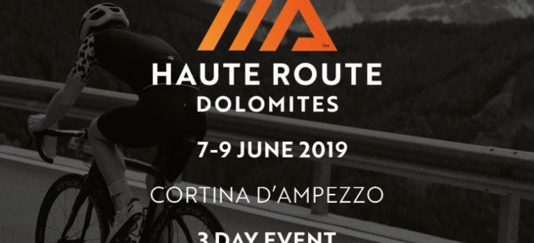 The finest cycling Italy has to offer − Haute Route Dolomites 2019