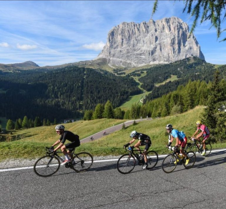 The finest cycling Italy has to offer − Haute Route Dolomites 2019-1