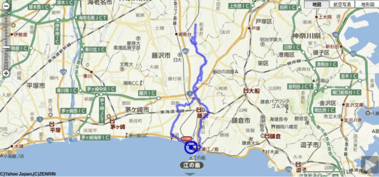 初心者講習付き 湘南ジェラート・パンポタ30km