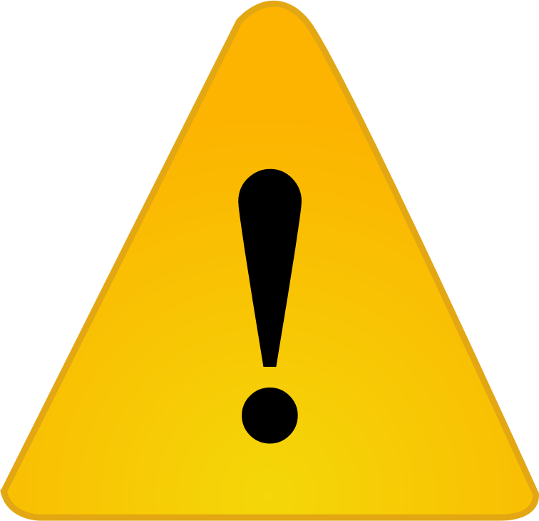 Caution! The Six Warning Signs You Shouldn't Ignore | 756 x 730 png 16kB