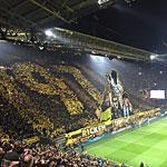 BVB-Choreo gegen Juventus Turin (Foto: athletic-brandao.de)