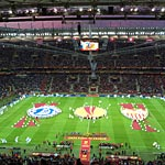 Das Finale der Europa League in Warschau (Foto: athletic-brandao.de)