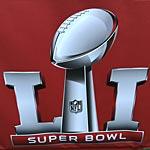 Das Logo des 51. Super Bowls (Foto: athletic-brandao.de)