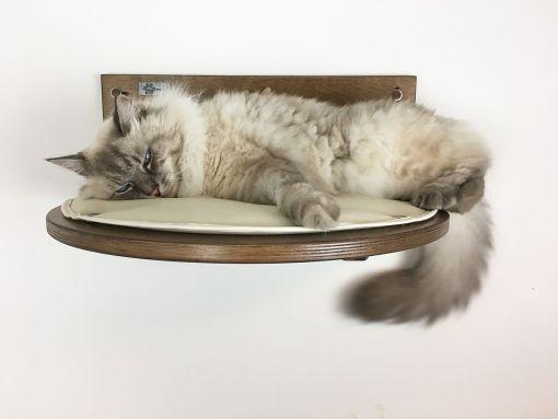 Mensola per gatti tonda