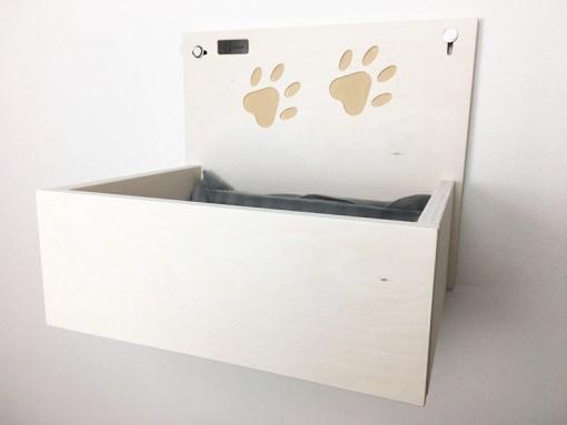 Cuccia a muro per gatti
