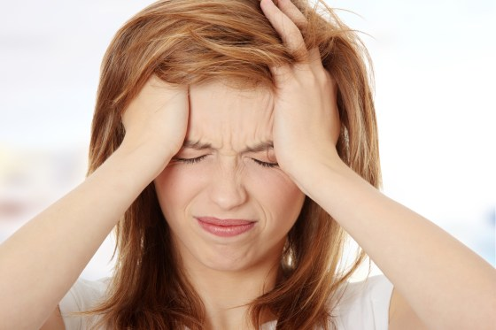 Stress can totally work against our body's healthy function.