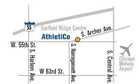 Athletico Garfield Ridge / Midway Physical Therapy