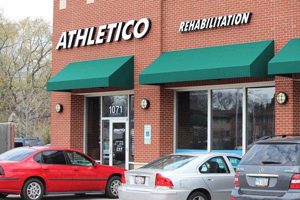 Athletico Wheaton Physical Therapy