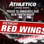 Detroit Red Wings Athletico Physical Therapy