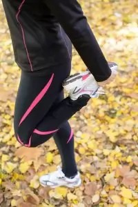 stretching before running to prevent knee pain
