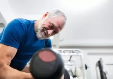 strength training in seniors