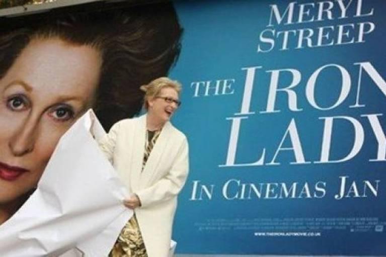 Η Μέριλ Στριπ ως «Σιδηρά Κυρία» Θάτσερ!