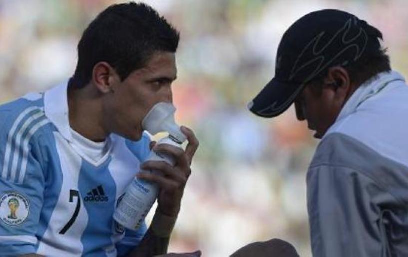 Δεν ειχαν ανάσες οι Αργεντίνοι (vds)
