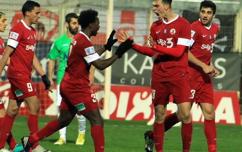 Η Skoda Ξάνθη αντιμετώπισε σε φιλικό παιχνίδι την ομάδα Νέων