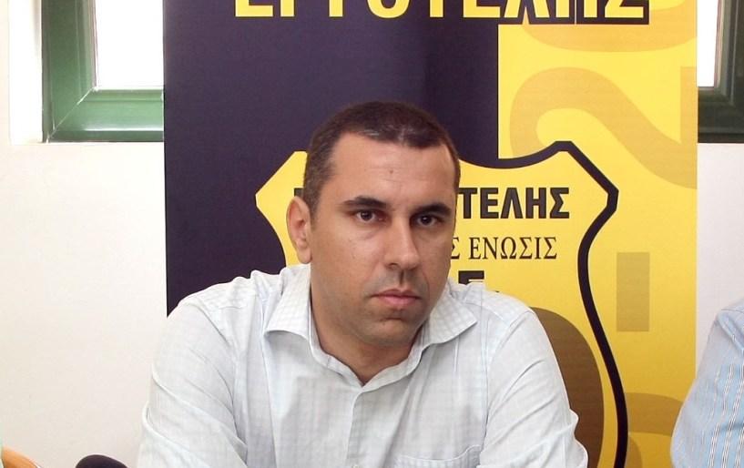 Μεσσαριτάκης: «Θέλουμε κοντά μας κάθε Ηρακλειώτη φίλαθλο»