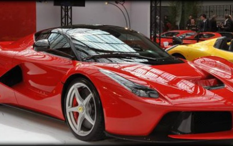 Κέρδη – ρεκόρ για την Ferrari…