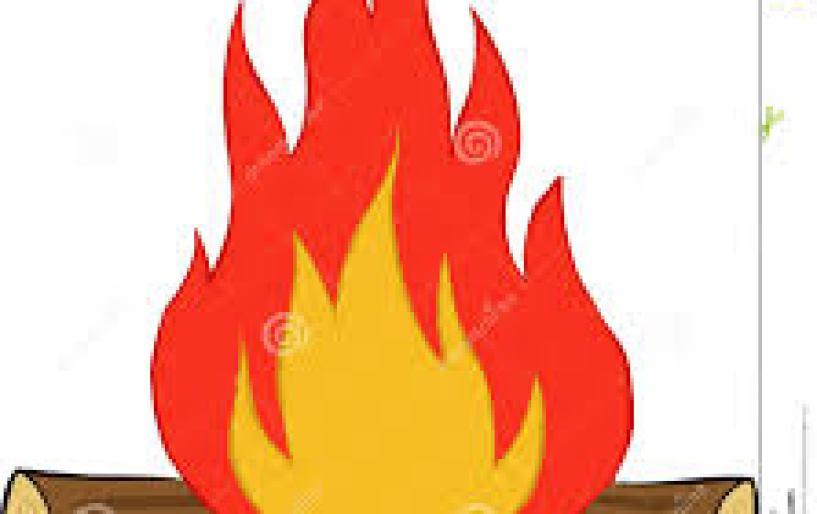 Ανάψαμε φωτιά και μεγαλώνει!…