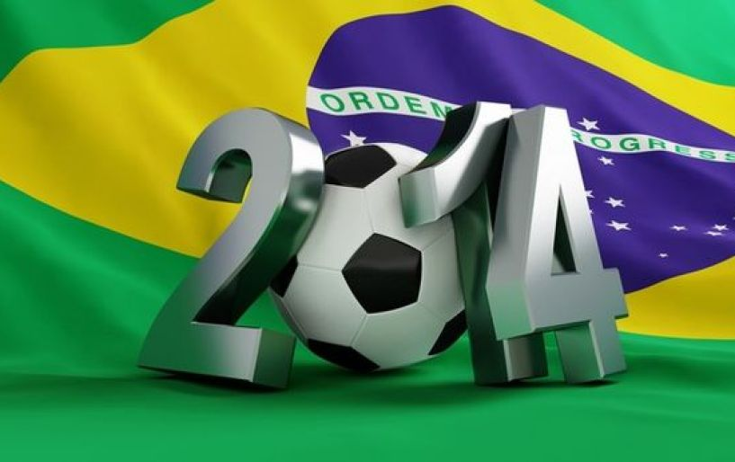 Η αντίστροφη μέτρηση για το Μουντιάλ της Βραζιλίας έχει ξεκινήσει
