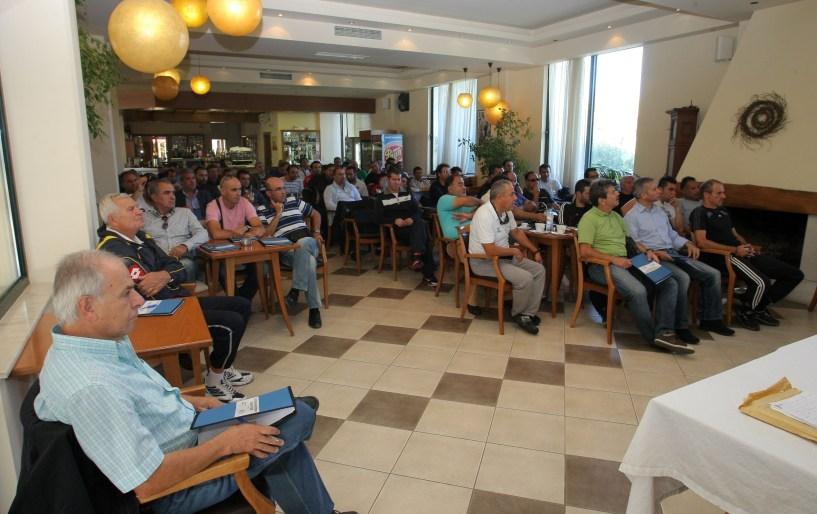 Σχολή ανανέωσης ισχύς ταυτοτήτων στο Ηράκλειο