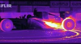 Η μαγεία της Formula 1 σε υπέρυθρες!