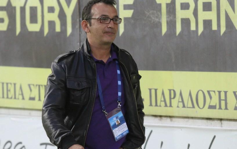 Ο Ανδρέας Μανουσάκης στον Athletic Radio 104,2
