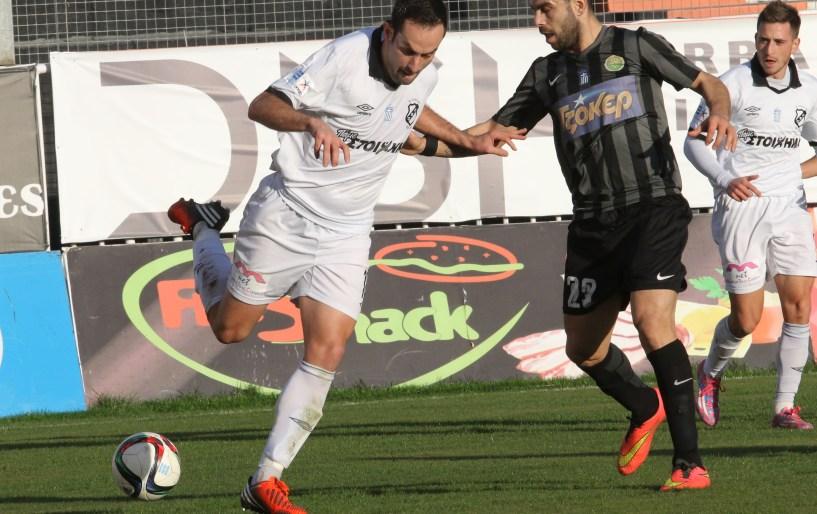 """Λαμπρόπουλος: """"Κάθε νίκη είναι σημαντική"""""""