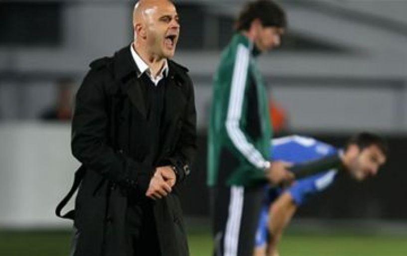 Και ο Κετσπάγια υποψήφιος για προπονητής της Εθνικής