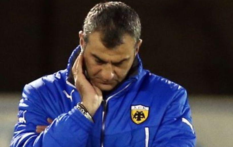 Ο Δέλλας στάθηκε στο γεγονός ότι η ΑΕΚ πάλεψε να πάρει τη νίκη
