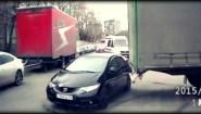 """Όλα τα """"κουφά"""" στους δρόμους της Ρωσίας"""
