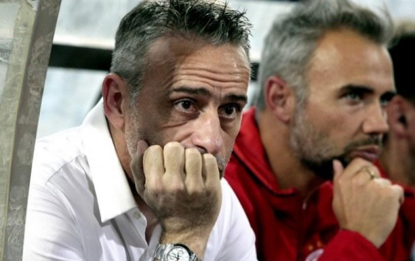 Ο Πάουλο Μπέντο μίλησε μετά το ματς με τον Ηρακλή